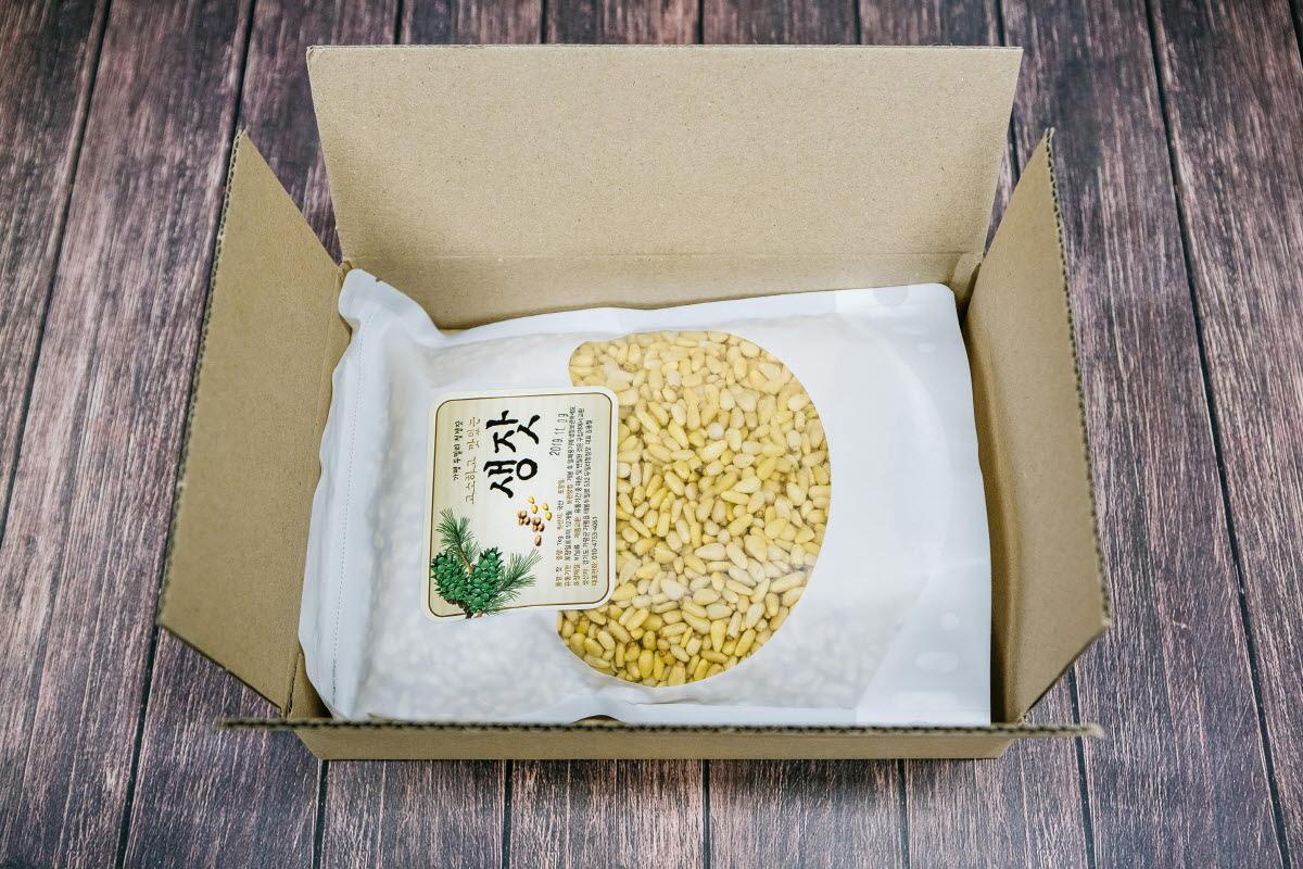 봉지 황잣 1kg